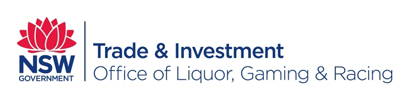 Department of Trade and Investment.  NSW Office of Liquor Gaming and Racing.